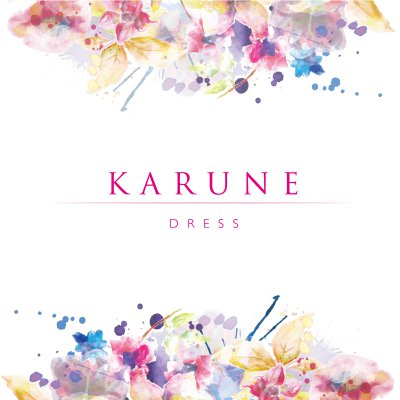 KARUNE DRESS