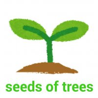 Seeds of trees