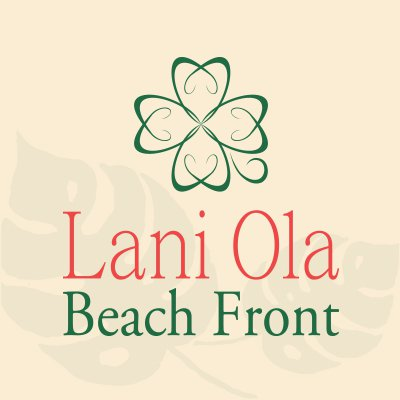 Lani Ola Beach Front