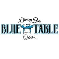 BLUE TABLE ODAIBA