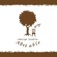 手作り雑貨とデザインのお店「Agré able ~Design Studio~」のページへ行く
