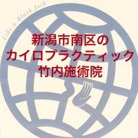 新潟市南区のカイロプラクティック竹内施術院のページへ行く
