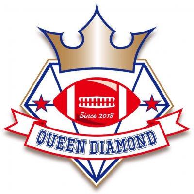 女子アメフトチーム「Queen Diamond〜クイーンダイヤモンド〜」