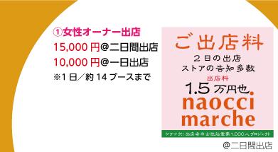 15000円出店