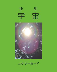 エナジーカード 緑 (プラケース付)