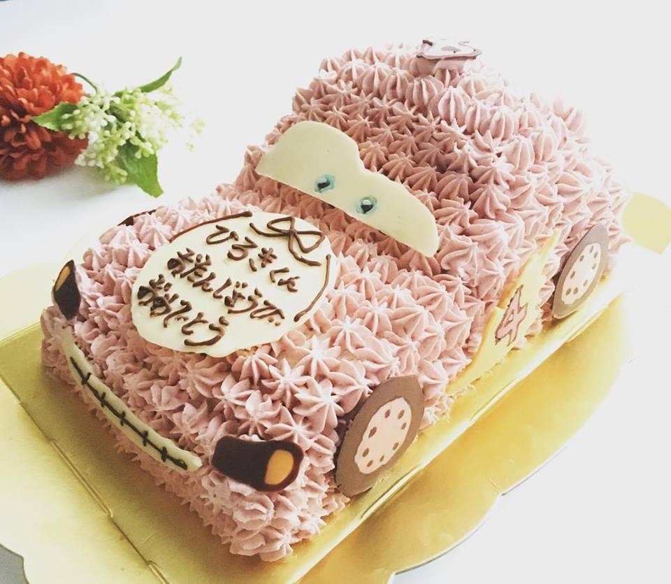 ままがし グルテンフリー キャラケーキ