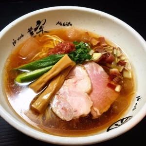 麺屋宗~高田馬場本店~ | 冷やし梅鰹らぁ麺@麺屋宗 高田馬場本店