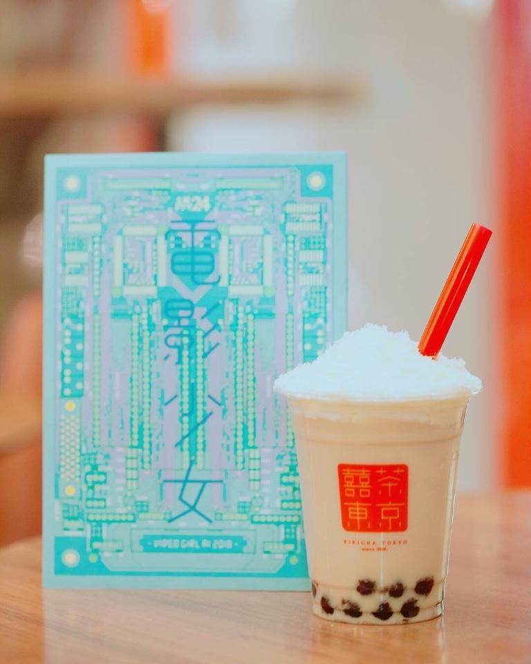 タピオカミルクティーが美味しい台湾茶カフェ/KIKICHA.TOKYO(キキチャトウキョウ)吉祥寺店 | KIKICHATOKYOのお店がテレビに出演いたします‼︎